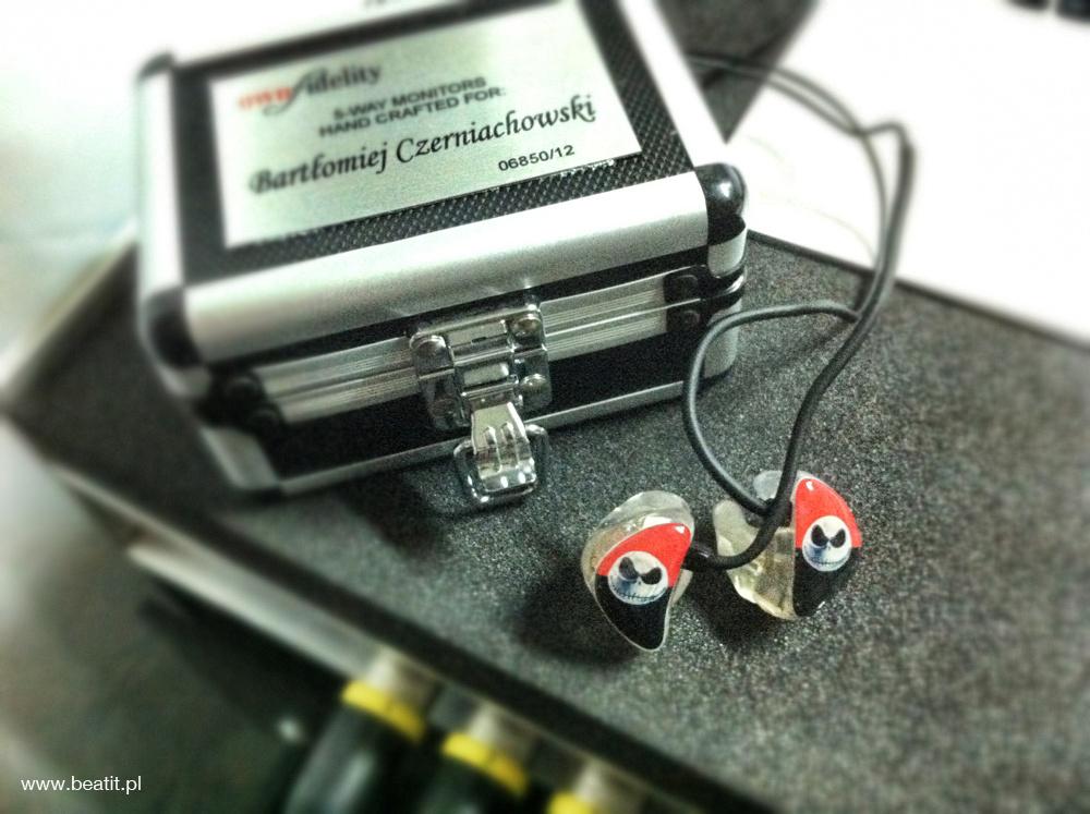 Own Fidelity in-ear monitors